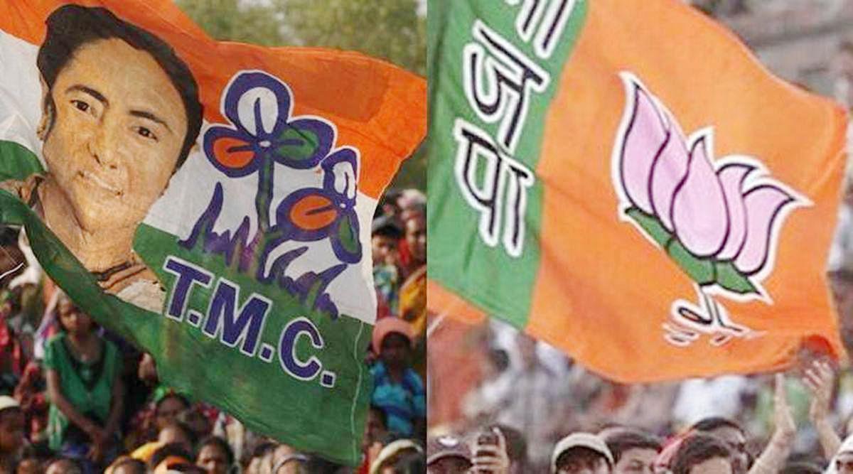 Bengal Election 2021: उत्तर हावड़ा में TMC प्रत्याशी गौतम चौधरी का 'धमकी' वाला वीडियो वायरल, BJP ने बनाया मुद्दा