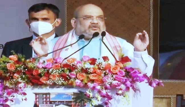 पूर्वोत्तर को हिंसा से विकास की ओर ले आयी BJP : अमित शाह, कहा- असमिया संस्कृति और कलाओं के बिना भारत अधूरा