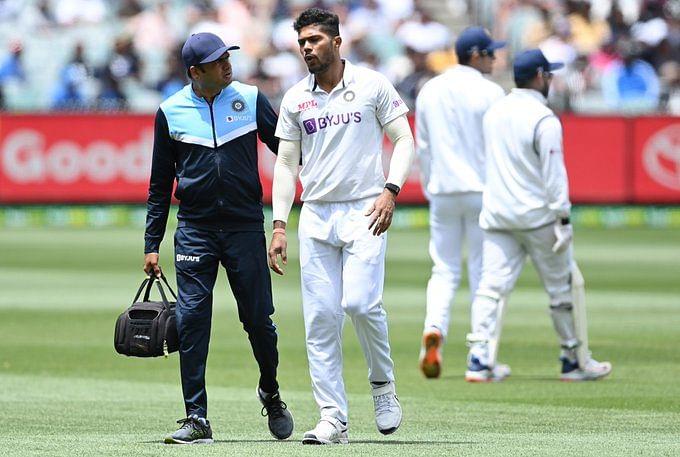 Umesh yadav injury: उमेश यादव के चोटिल होने से भारत की बढ़ी परेशानी, तेज गेंदबाजों की कमी, शमी भी टीम का हिस्सा नहीं