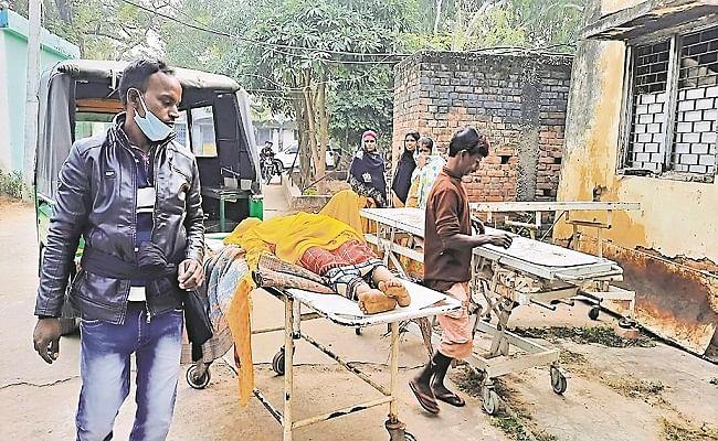 पत्नी पर शक के बाद सनकी युवक ने मार्बल कटर से पत्नी-बेटी की गला रेतकर की हत्या