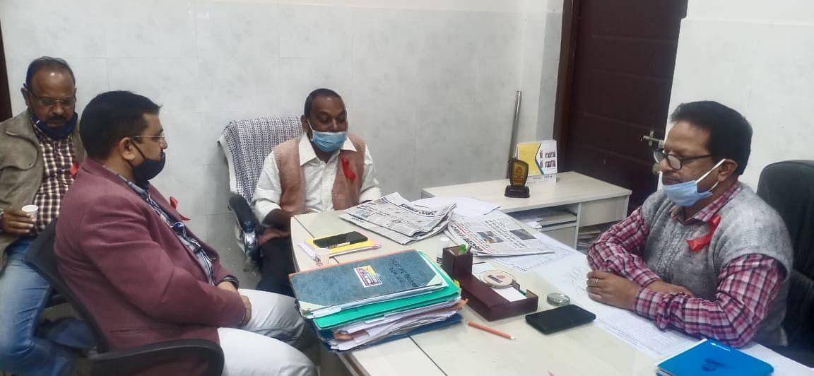 जांच टीम ने सीएस को सुपुर्द की डीपीएम फर्जीवाड़ा से जुड़ी खरीदारी की फाइलें, अब पुलिस करेगी जांच