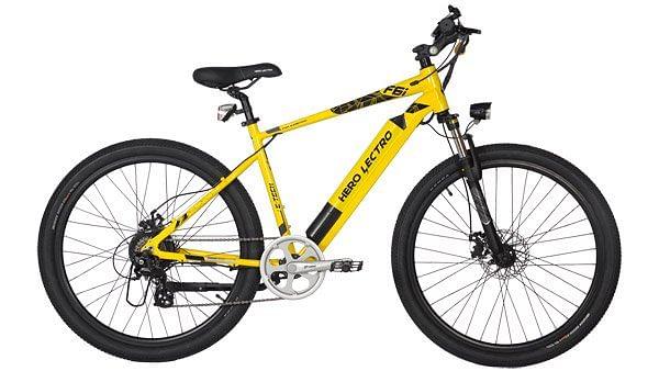 Hero ने लॉन्च की सस्ती Smart E-Bike, फुल चार्ज होकर चलेगी 60km