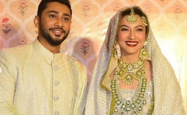 गौहर खान की शादी की तसवीरें आई सामने, पति जैद दरबार संग इस अंदाज में दिखीं नई-नवेली दुल्हन