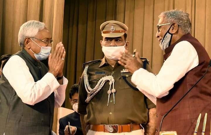 Bihar Cabinet Vistar : इस हफ्ते कभी भी हो सकता है नीतीश कैबिनेट का विस्तार ! शाहनवाज बनेंगे मंत्री? BJP कोटे से ये नाम भी रेस में शामिल