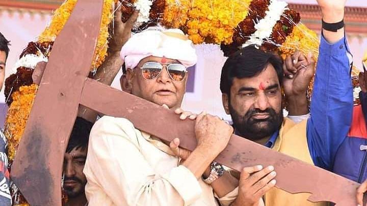 Rajasthan : NDA से बाहर होंगे अमित शाह के 'भरोसेमंद' हनुमान बेनीवाल? वसुंधरा गुट के विधायकों ने चिट्ठी लिख खोला मोर्चा