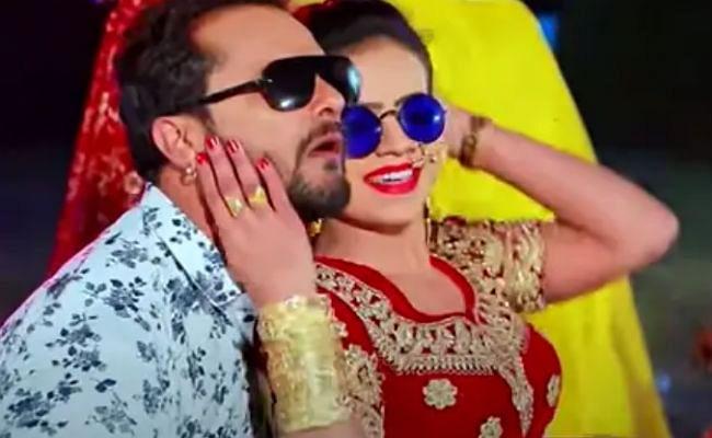 Bhojpuri Song : खेसारी लाल के इस गाने ने पटना से लेकर लखनऊ तक मचाया तहलका, वायरल हुआ VIDEO