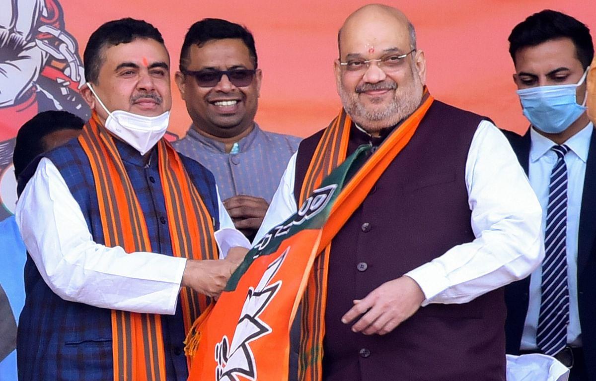 BJP नहीं होती, तो TMC कभी अस्तित्व में नहीं आती, 10 साल के कुशासन और भाई-भतीजावाद को खत्म करना होगा : शुभेंदु