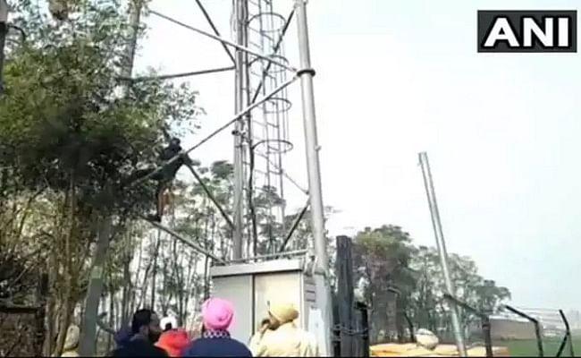 Farmers Protest : पंजाब में किसानों के निशाने पर मोबाइल टावर, जानिए आम लोगों को क्या हो रही परेशानियां