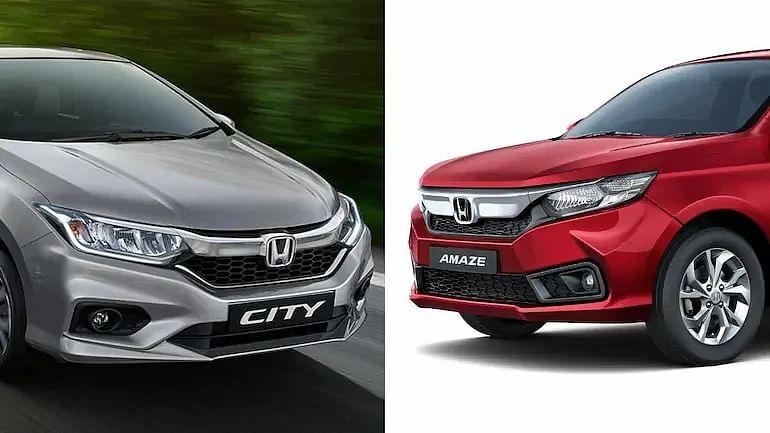Honda Amaze, City, Civic, Jazz, WR-V कारों पर 2.5 लाख रुपये तक की छूट, यहां जानें ऑफर डीटेल्स