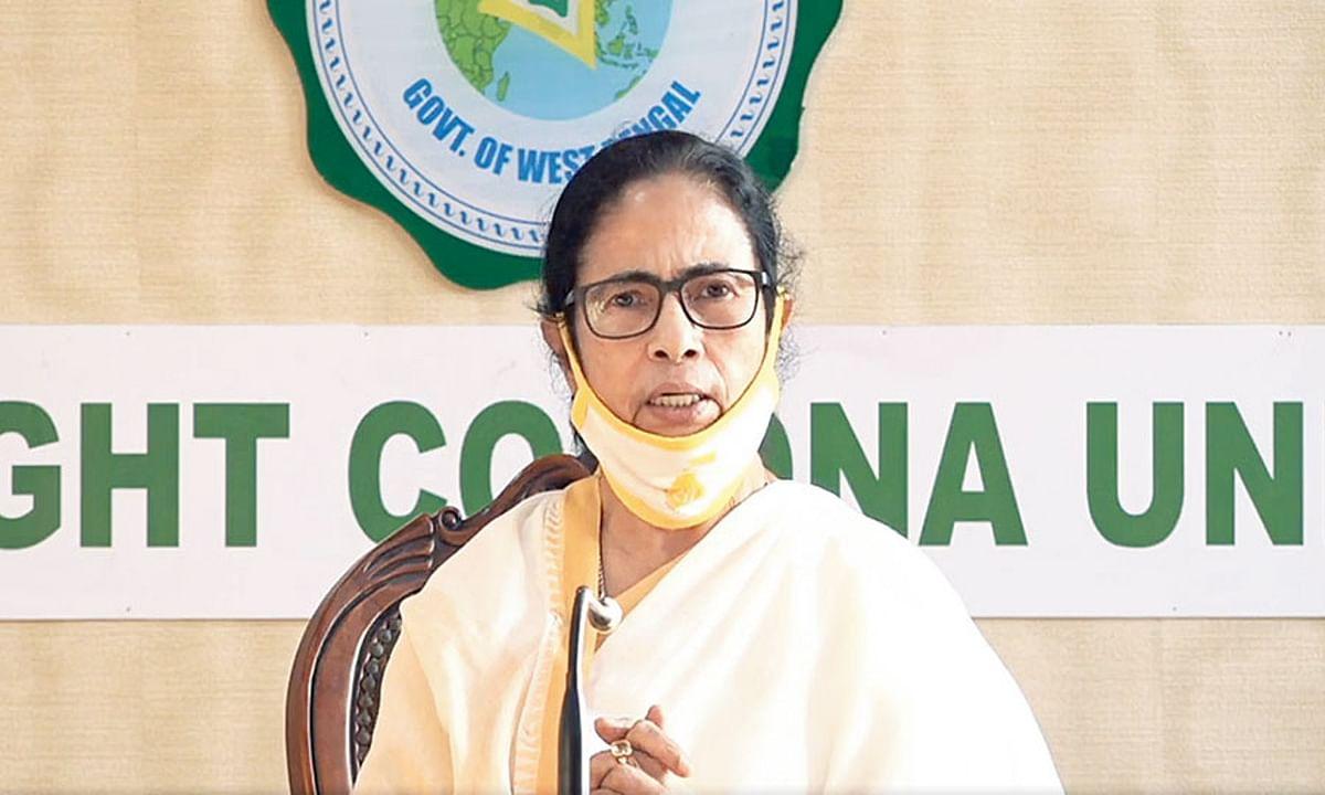 सीएम ममता बनर्जी ने बीजेपी के खिलाफ भरी हुंकार, केंद्रीय एजेंसियों के जरिये परेशान करने का लगाया आरोप