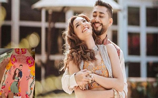 Gauhar Khan Wedding Card: गौहर खान की शादी का कार्ड होने लगा वायरल, इस सेलिब्रिटी को मिला आने का न्यौता