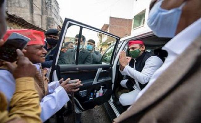 UP Politics : कृषि कानून को लेकर अखिलेश का BJP पर वार, बोले- सपा के अधिकतर कार्यकर्ता किसान