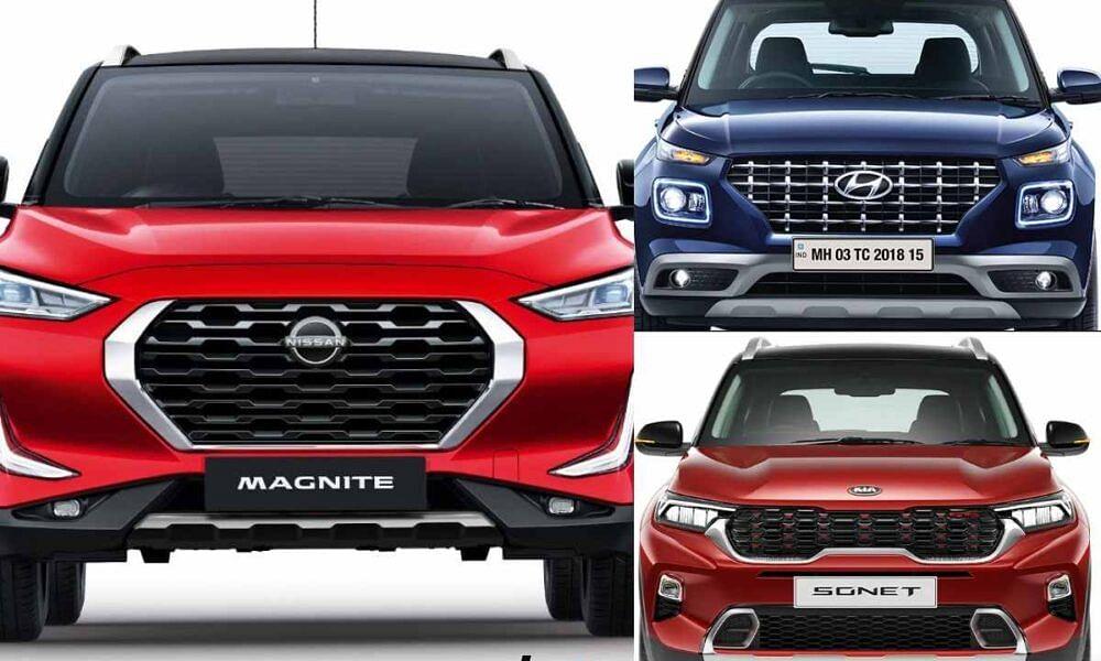 Kia Sonet से Nissan Magnite तक, इस साल लॉन्च हुई ये शानदार SUV Cars, जानें कीमत और फीचर्स की हर डीटेल