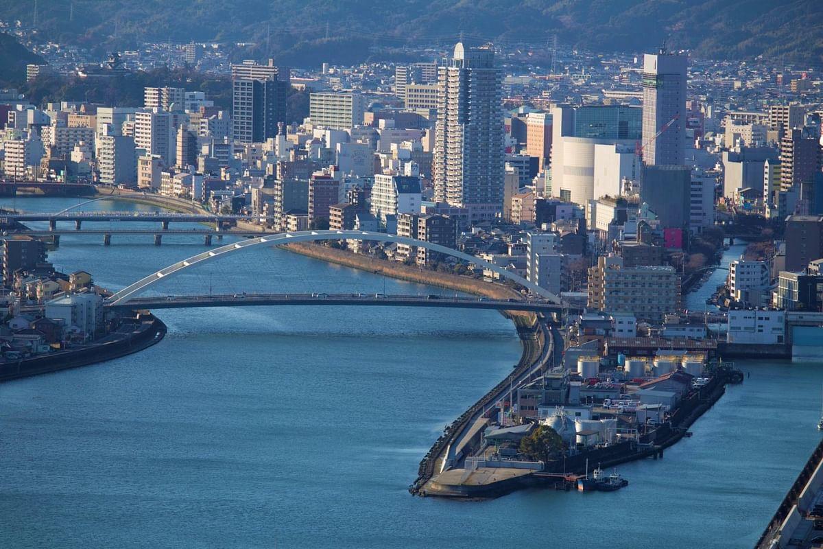जापान में कोच्चि शहर