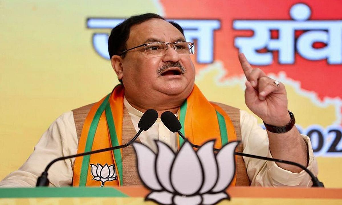 8 दिसंबर को 2 दिवसीय दौरे पर बंगाल आयेंगे जेपी नड्डा, चुनावी कार्यालय का उद्घाटन कर कार्यकर्ताओं में भरेंगे जोश