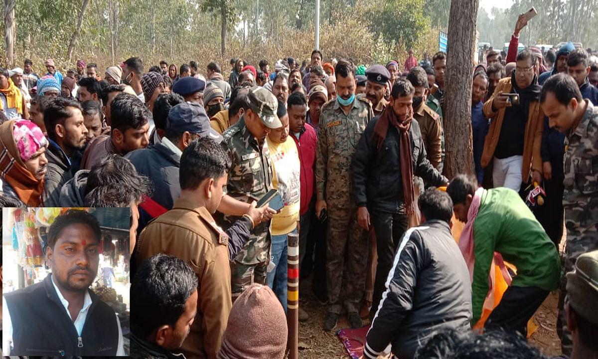 गोला में आजसू कार्यकर्ता की हत्या, धोबियाजारा जंगल से बरामद हुआ शव, जांच में जुटी पुलिस