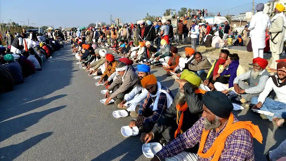 Farmers Protest: बुधवार को दिल्ली पहुंचेंगे  मध्य प्रदेश के किसान, आंदोलन में होंगे शामिल