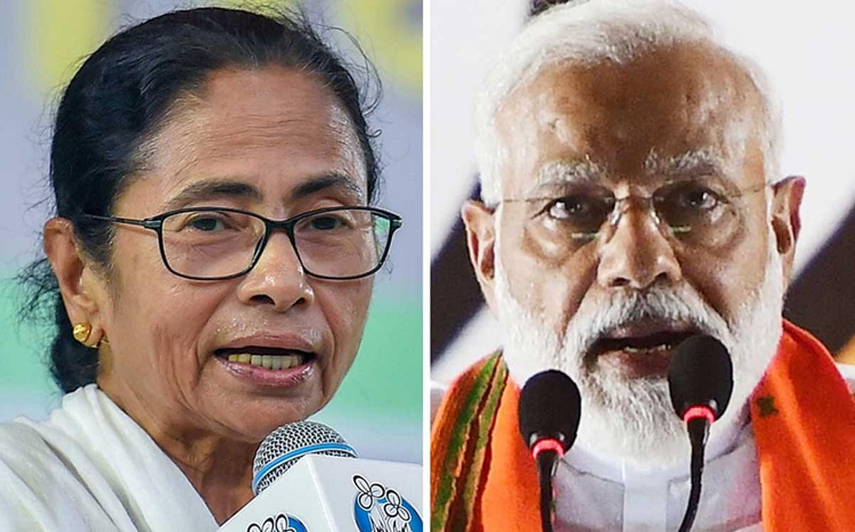 PM Kisan: आधा सच बोल रहे हैं नरेंद्र मोदी, पश्चिम बंगाल की मुख्यमंत्री ममता बनर्जी का पीएम पर पलटवार