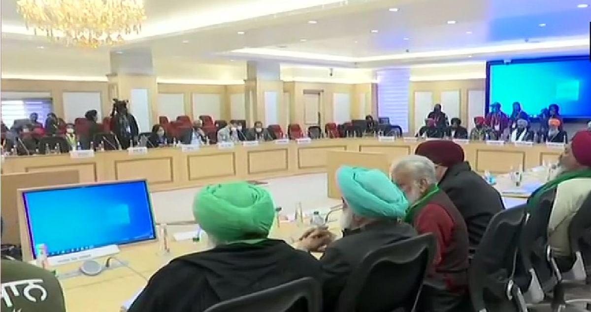 Kisan Andolan News : सरकार के साथ किसानों की बैठक खत्म, 4 जनवरी को होगी अगले दौर की वार्ता