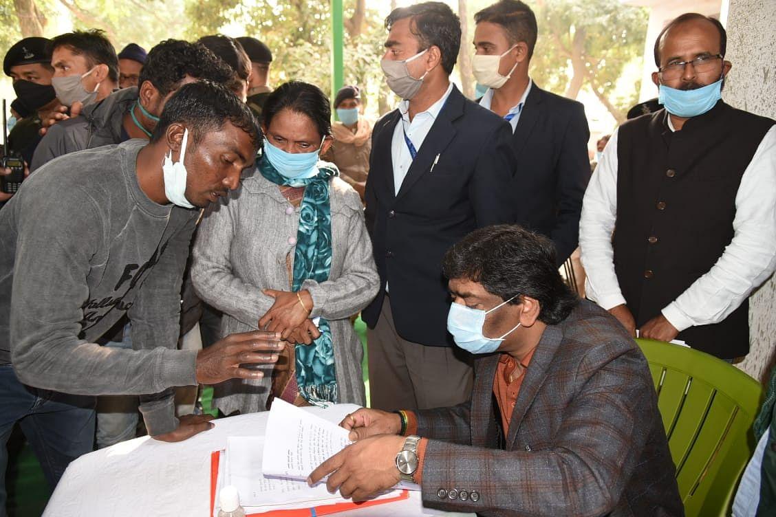 मुख्यमंत्री हेमंत सोरेन का बड़ा एलान, नये साल में युवाओं को मिलेगी नौकरी की सौगात,स्वरोजगार के लिए तैयार हो रहे एक्शन प्लान