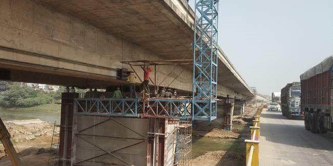 कर्मनाशा नदी पर बने स्टील ब्रिज से फिर शुरू हुई वाहनों की आवाजाही, यूपी-बिहार के बीच सुगम हुआ सफर
