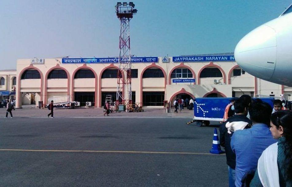 पटना एयरपोर्ट पर पार्किंग का निर्माण पूरा, जानिये टर्मिनल के निर्माण में कितनी है देरी
