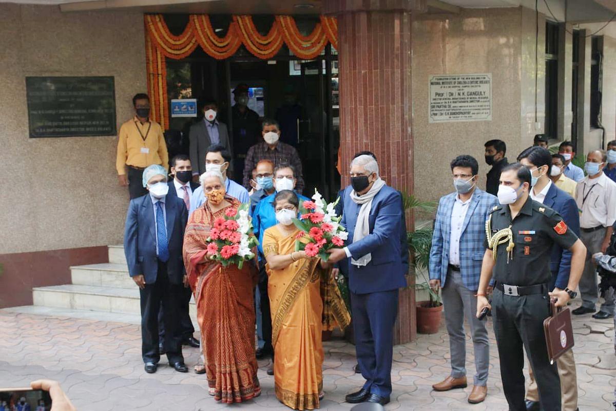 West Bengal News: कोलकाता में शुरू हुआ को-वैक्सीन के तीसरे चरण का क्लिनिकल ट्रायल