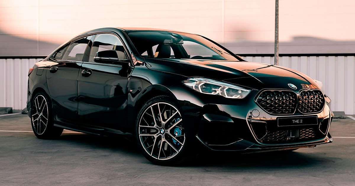 BMW 2 Series Gran Coupe ब्लैक शैडो एडिशन भारत में लॉन्च, 42.3 लाख रुपये है कीमत, जानें फीचर्स