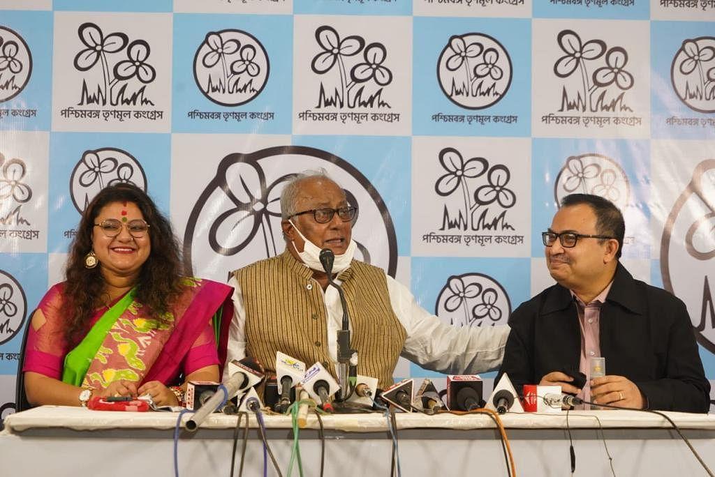 Sujata Mondal Khan Quits BJP: भाजपा में CM पद के 6 दावेदार, TMC में जाते ही सौमित्र खान की पत्नी सुजाता मंडल ने फैलायी सनसनी