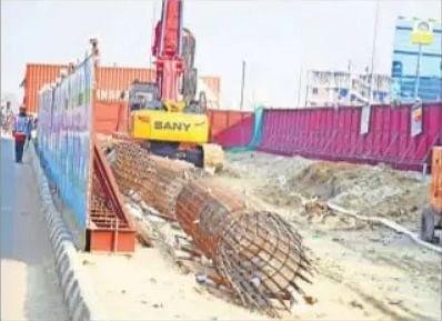 पटना मेट्रो का ट्रैक बिछाने को ट्रेंडर जारी, छह स्टेशनों के लिए शुरू हो चुका है काम