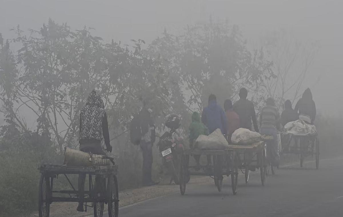 Weather Update : उत्तर भारत में बढ़ रही शीतलहरी, पढ़ें कैसा है मौसम का मिजाज