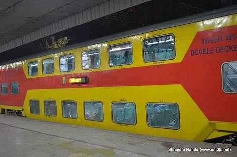 IRCTC News: Tejas के बाद 8 दिसंबर से जयपुर-दिल्ली डबल डेकर ट्रेन नहीं चलेगी, Indian Railways के इस फैसले का कारण  जानिए