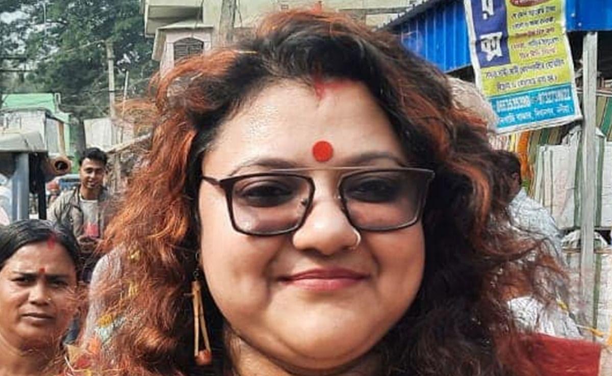 बंगाल चुनाव से पहले भाजपा नेता सौमित्र खान के घर की लक्ष्मी की तृणमूल ने कर ली चोरी!