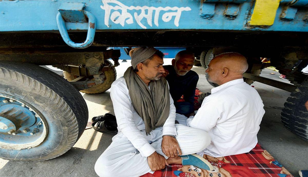 किसान आंदोलन: भारतीय किसान यूनियन के प्रस्ताव का इंतजार कर रही सरकार, गुरुवार को हो सकती है चर्चा