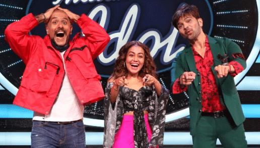 Indian Idol 12 : शो में नेहा कक्कड़ ने खेला 'नेहू दा गेम शो', विशाल और हिमेश से पूछ लिए ऐसे सवाल, VIDEO VIRAL