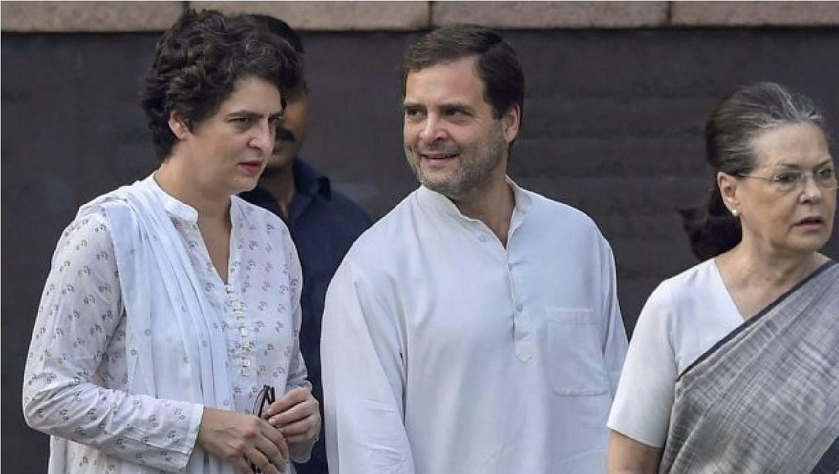 राहुल गांधी फिर होंगे कांग्रेस अध्यक्ष ? सोनिया गांधी ने मैराथन बैठक में मना लिया असंतुष्टों को