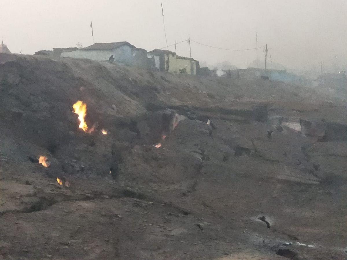झारखंड के झरिया में धधकती आग पर आखिर क्यों रह रही बड़ी आबादी, पढ़िए ये रिपोर्ट