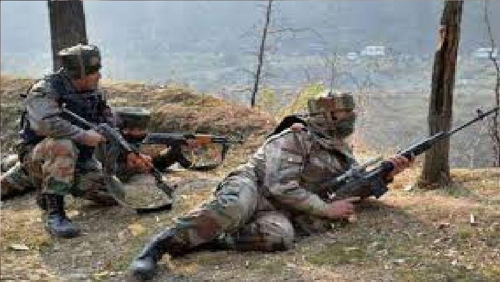 पाकिस्तान ने फिर किया संघर्ष विराम का उल्लंघन, भारत ने दिया मुंहतोड़ जवाब