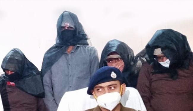 राम जन्मभूमि ट्रस्ट के छह लाख रुपये गबन करने के मामले में मुंबई के चार आरोपित गिरफ्तार, ...जानें कैसे दिया घटना को अंजाम?