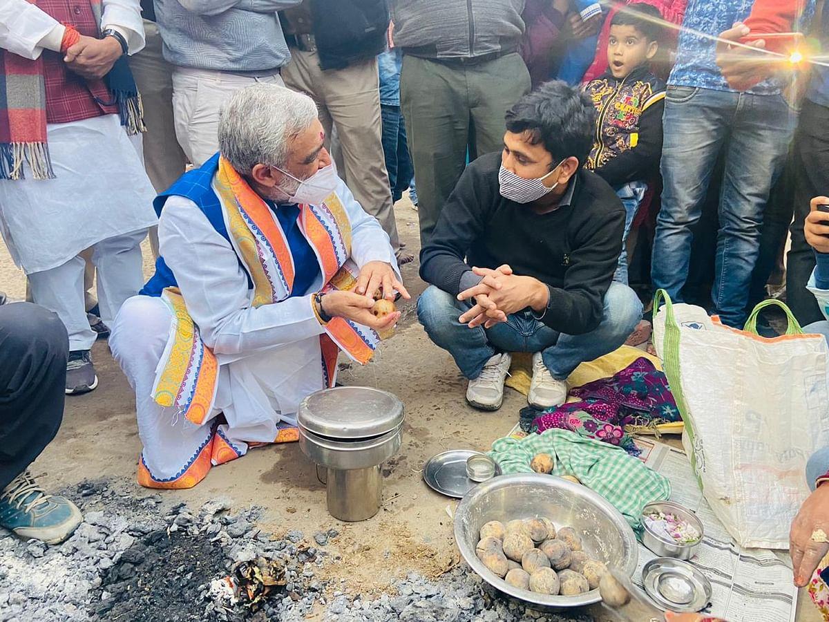 बक्सर में बेलगाम अपराध, 30 दिन में 20 से ज्यादा मर्डर, सांसद अश्विनी चौबे बोले-  बदमाशों को सद्बुद्धि दें भगवान राम
