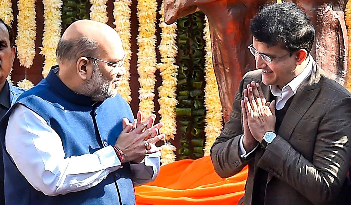 Sourav Ganguly/bengal chunav 2021 : सौरव गांगुली बंगाल में भाजपा के साथ ? PM MODI की रैली के पहले...