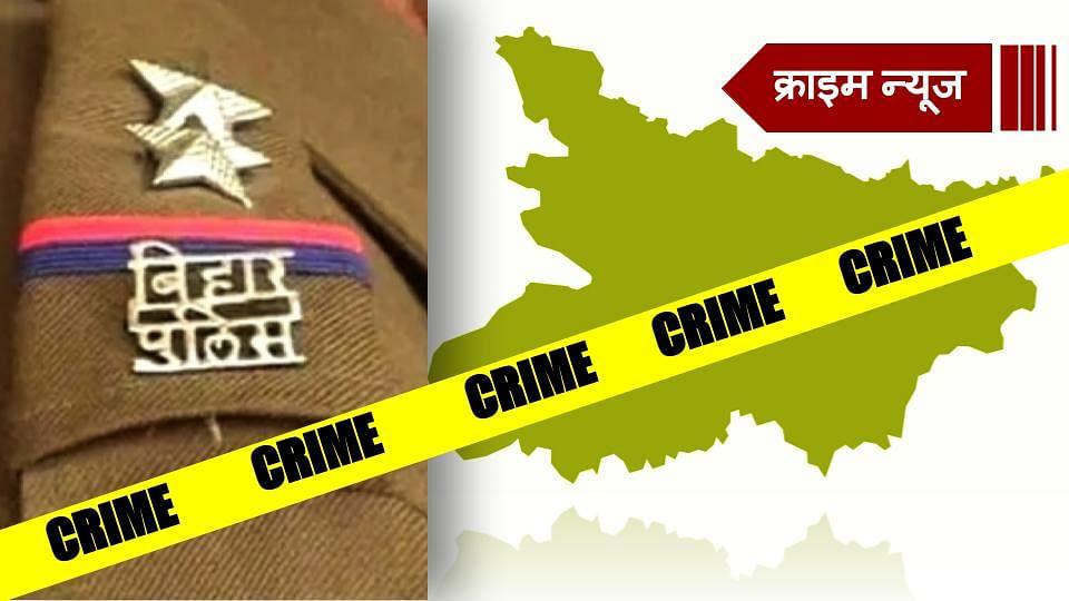 बिहार पुलिस के ट्रेनी दारोगा और दो सिपाही करते थे गांजा तस्करी, छह तस्कर के साथ हुए गिरफ्तार