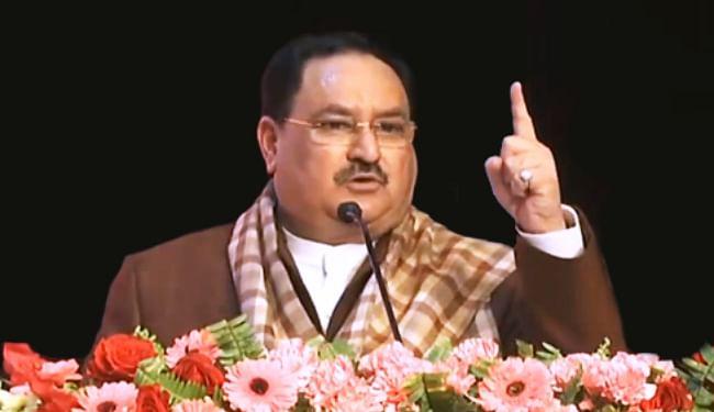 देश की सभी पार्टियां परिवारवाद से ग्रसित, बीजेपी में साधारण परिवार से आनेवाला बनता है PM, CM : जेपी नड्डा
