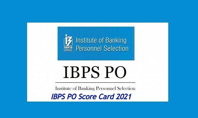 IBPS PO Score Card 2021: जल्द जारी होने वाला है आईबीपीएस प्रोबेशनरी ऑफिसर Prelims Exam के मार्क्स, ऐसे देख सकते हैं अपना अंक