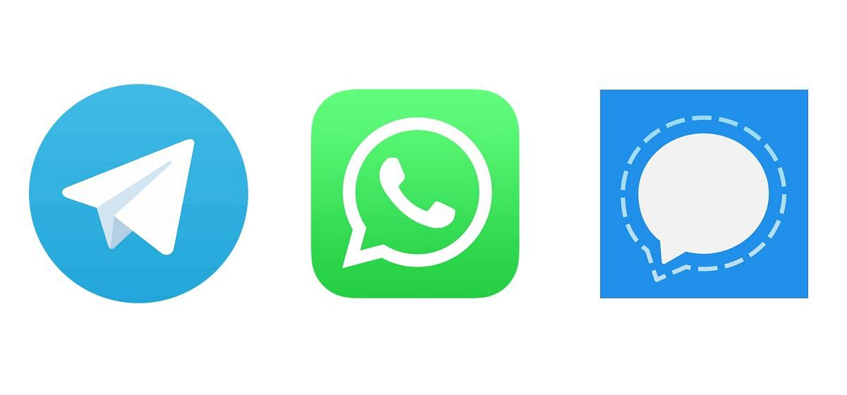 WhatsApp की नयी पॉलिसी से नाराज यूजर्स को इसलिए पसंद आ रहा Signal और Telegram