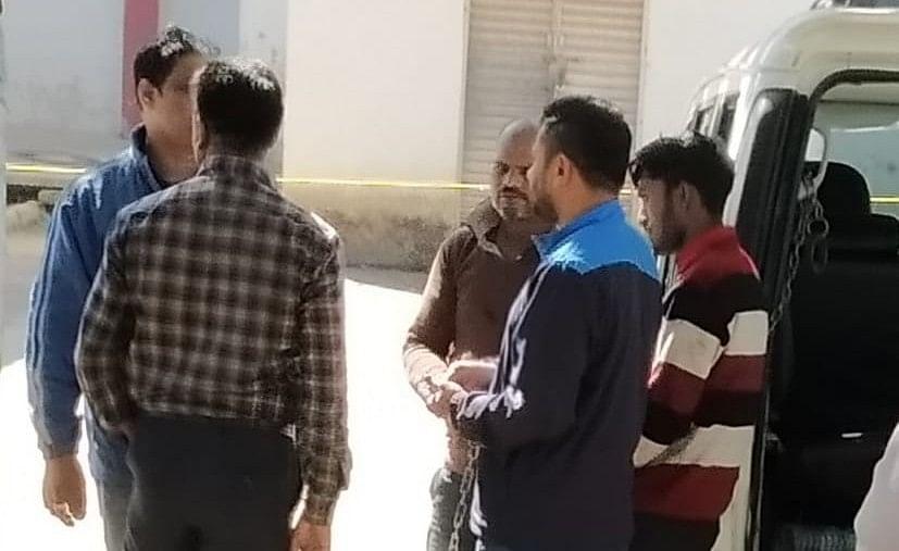 Ganja Smuggling : ओडिशा से बिहार जा रहा 1 क्विंटल से अधिक गांजा समेत दो तस्कर झारखंड से गिरफ्तार, नारकोटिक्स कंट्रोल ब्यूरो ने यूं  बिछाया जाल