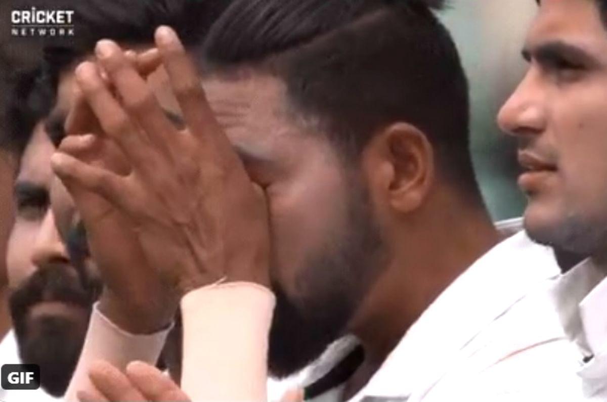 IND vs AUS: सिडनी टेस्ट से पहले राष्ट्रगान सुनकर भावुक हुए मोहम्मद सिराज, नहीं रोक पाए आंसू