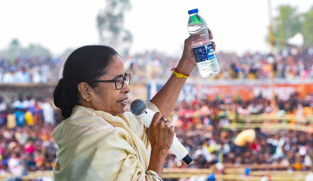 West Bengal Election 2021: बांग्ला नहीं बोल सकते, लेकिन बंगाल में वोट की भीख मांगने चले आते हैं, भाजपा पर ममता बनर्जी का हमला