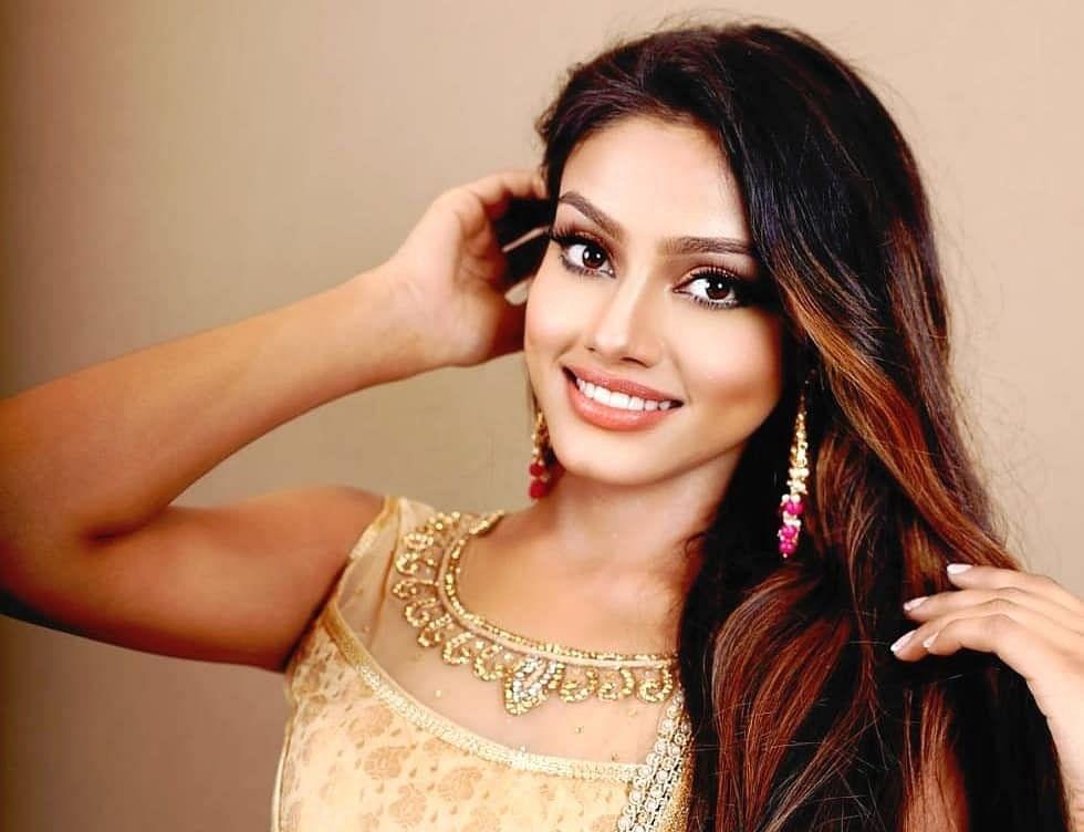 Femina Miss India के फाइनल में हजारीबाग की रूपाली भूषण