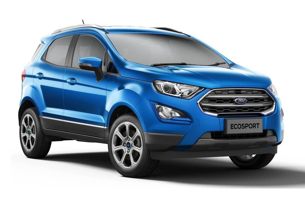 Ford EcoSport SUV नये अंदाज में आयी, इन फीचर्स से देगी Brezza, Creta और Nexon को टक्कर